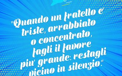 La Fratellanza – PAROLE DI FRATELLANZA #38