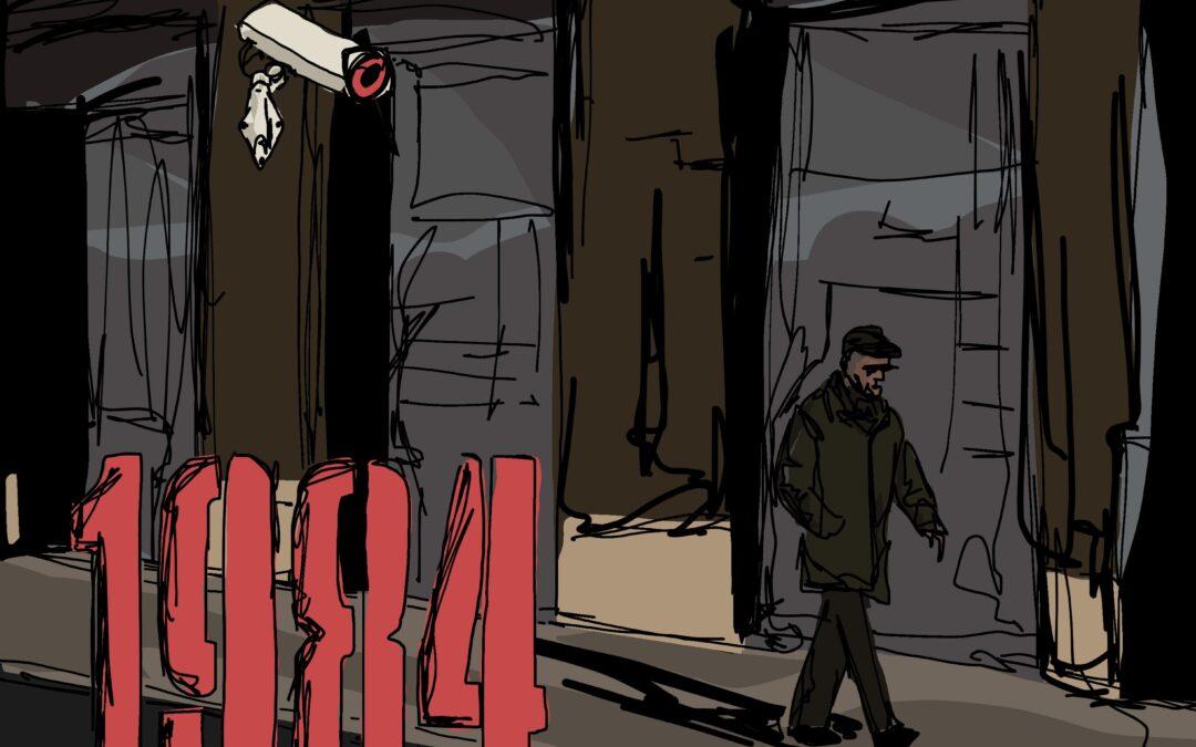 1984 di George Orwell – con Simone D'Ercole