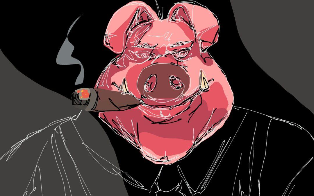 La fattoria degli animali di George Orwell – con Simone D'Ercole
